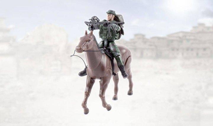 Figurka wojskowa - 77010B