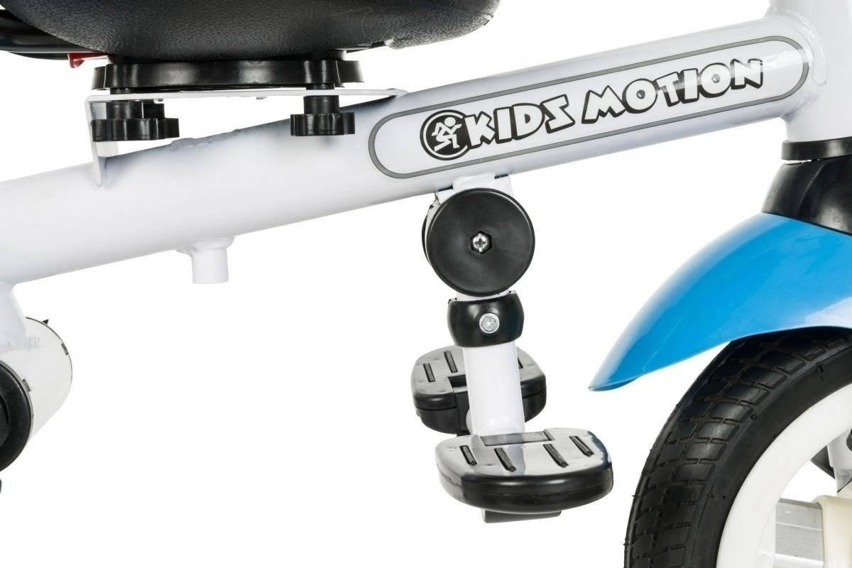 Rowerek trójkołowy Tobi Alex - niebieski