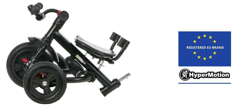 Rowerek trójkołowy Tobi Velar - szary