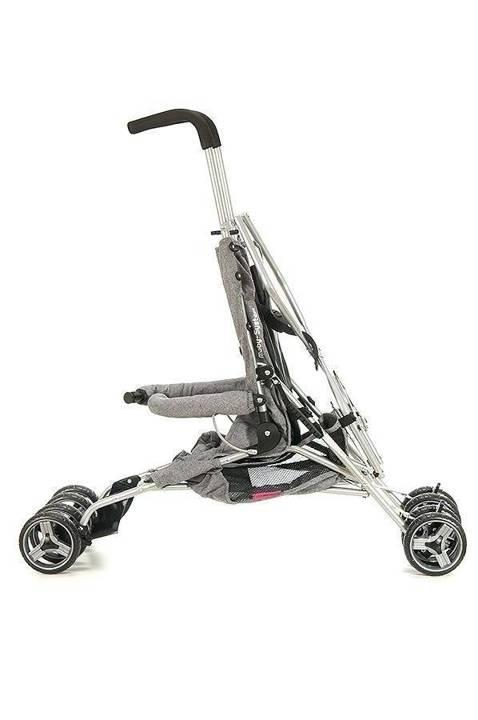 Wózek spacerowy Barton Szary